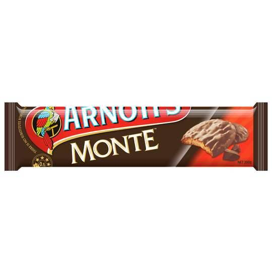 Arnott's Chocolate Monte