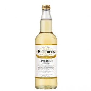 Bickfords Lime Cordial
