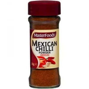 Masterfoods Chilli Powder Mexican