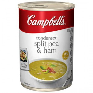 Campbell's Canned Soup Split Pea & Ham
