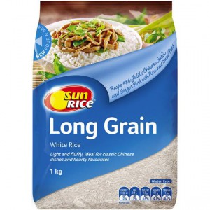 Sunrice White Rice Premium Long Grain