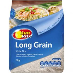 Sunrice White Rice Premium Long Grain