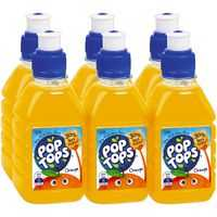 Pop Tops Orange Juice