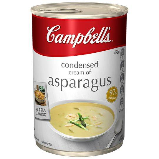 Campbell's Canned Soup Cream Of Asparagus