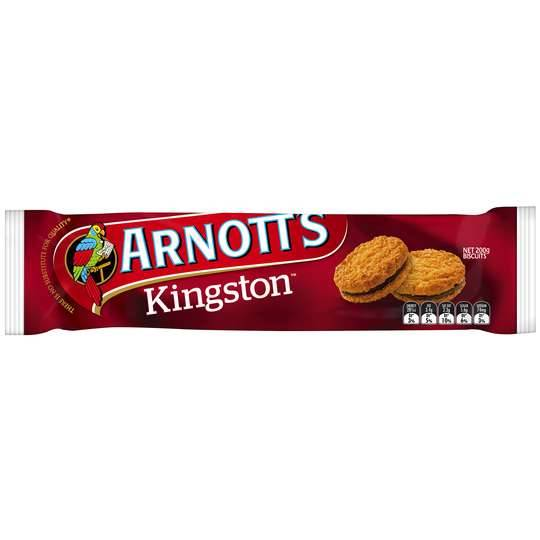 Arnott's Kingston Creams