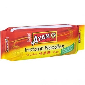 Ayam Instant Noodles 10 Cakes