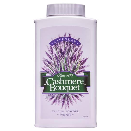 Cashmere Bouquet Talc Lavender