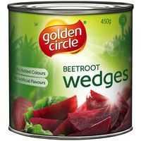 Golden Circle Beetroot Wedges