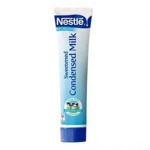 Nestle Condensed Milk Tube