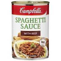 mom62042 reviewed Campbells Pasta Sauce Beef Spaghetti