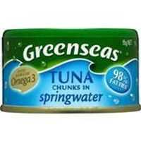 Greenseas Tuna Chunk In Spring Water