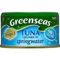 Greenseas Tuna Chunk In Spring Water