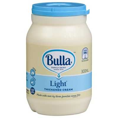 Bulla Light Thickened Cream