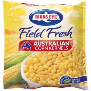 Birds Eye Corn Kernels Super Sweet