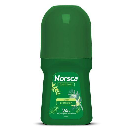 Norsca Deodorant Roll On Forest Fresh