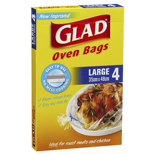 Glad Oven Bags Large