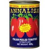 Annalisa Tomatoes Peeled