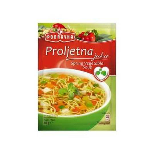 Podravka European Foods Spring Vegetable Soup