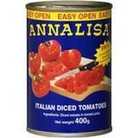 Annalisa Tomatoes Diced
