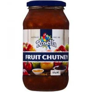 Rosella Chutney Fruit