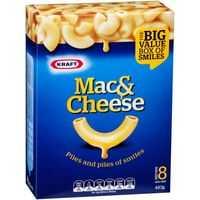 Kraft Pasta Macaroni & Cheese Family Pack
