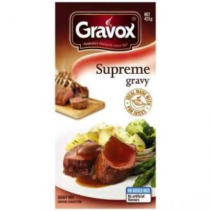 Gravox Gravy Mix Supreme