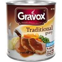 mom160421 reviewed Gravox Gravy Mix Traditional