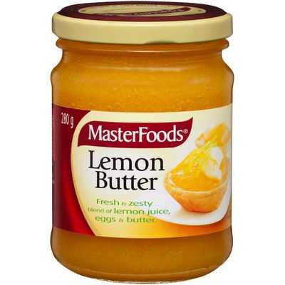Masterfoods Lemon Butter Spread