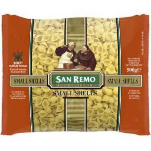 San Remo Shells Small Pasta No 28