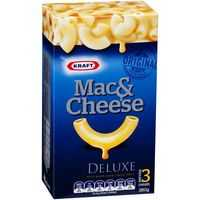 Kraft Pasta Macaroni & Cheese Deluxe