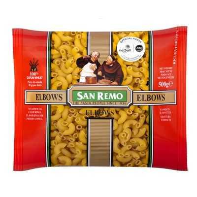 San Remo Elbows Italian Pasta No 35