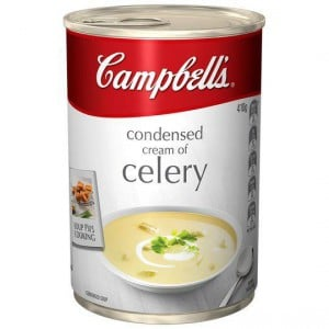 Campbell's Canned Soup Cream Of Celery