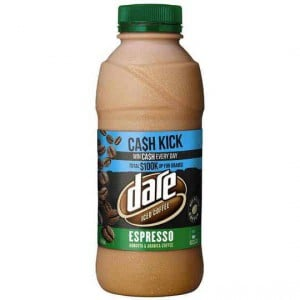 Dare Espresso Iced Coffee