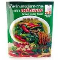 Mae Ploy Paste Green Curry