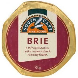 South Cape Brie