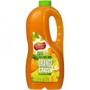 Golden Circle Orange Crush