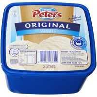 Peters Original Ice Cream Vanilla
