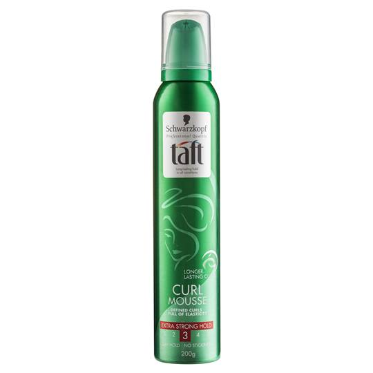 Taft Mousse Curl