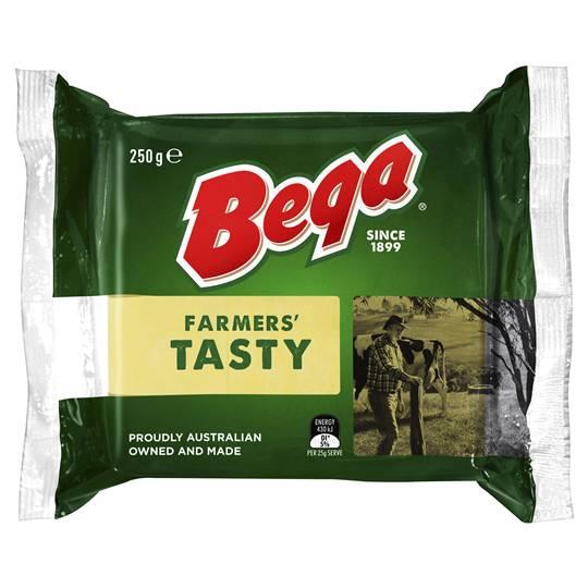 Bega Farmers' Tasty Cheese