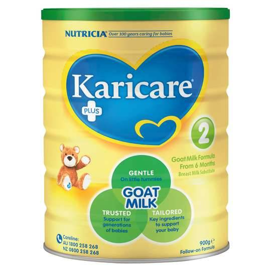 Karicare+ Goat Milk Follow-on Formula Stage 2 6-12 Months