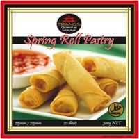 Trangs Pastry Spring Roll Sheets