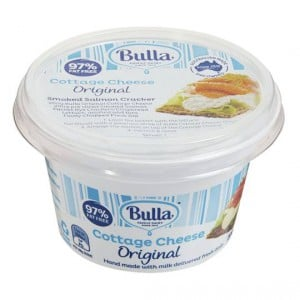 Bulla Low Fat Original Cottage Cheese