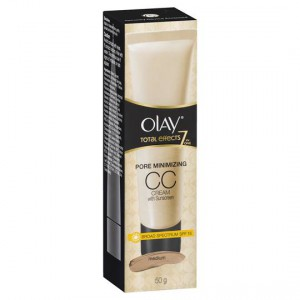 Olay Total Effects 7-in-1 Colour Correcting Cream Medium