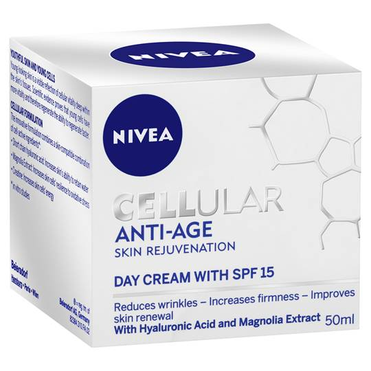 Nivea Cellular Day Cream