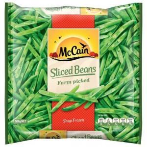 Mccain Beans Sliced