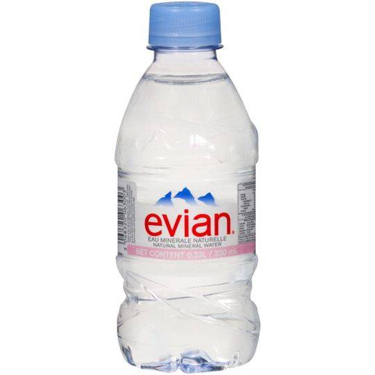 Evian Spring Still Water