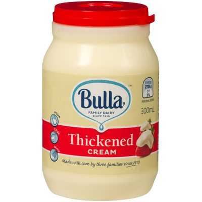 Bulla Thickened Cream