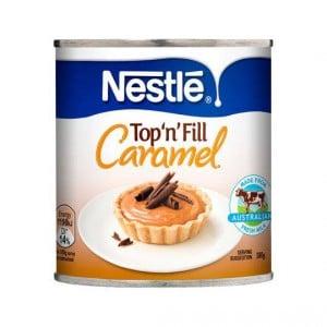 Nestle Caramel Top N Fill
