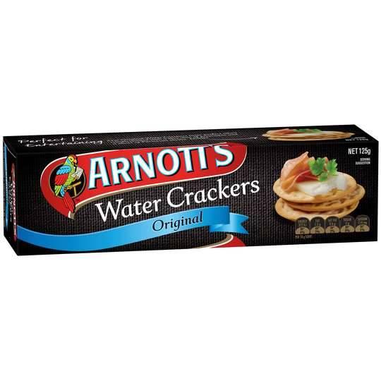 Arnott's Water Cracker Original
