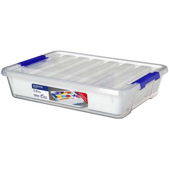 Sistema Storage With Tray 3.86l